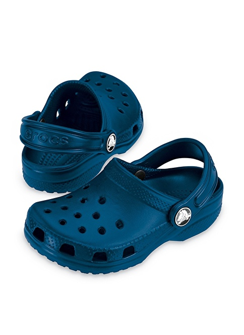 Crocs Classic Kids' Unisex Çocuk Sandalet Lacivert